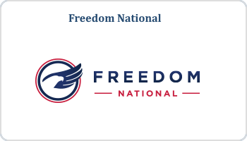 Freedom National logo