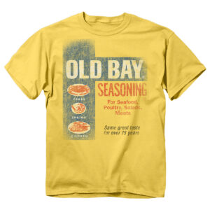 WriteOn! Promo Vintage-Old-Bay-Can-Art-Short-Sleeve-Teeshirt-300x300 Cute Shop