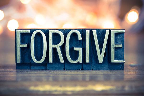 Accepting Forgiveness