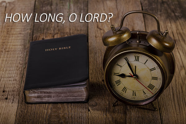 How Long O Lord