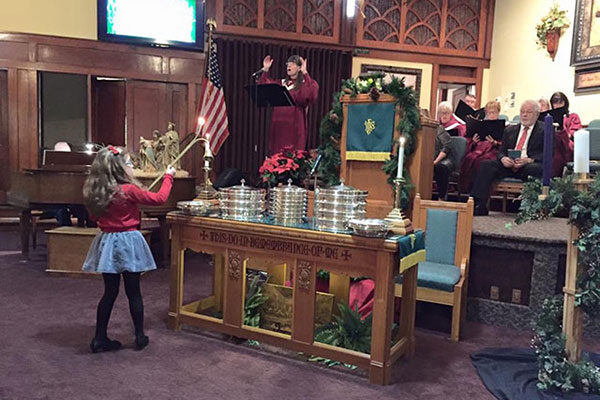 Communion with Children