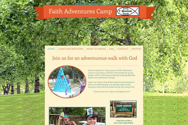 Faith Adventure Camp