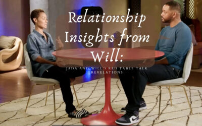 My Insights on Relationships from Will: Red Table Talk with Jada