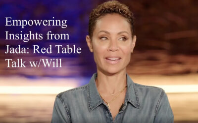 Empowering Insights from Jada: Red Table Talk with Will