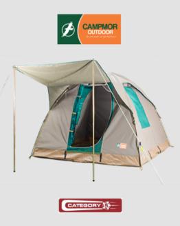 Campmor Safari Premium Canvas Tents FREE DELIVERY * (select areas) 2 Year Factory Warranty and 100% Satisfaction Guarantee