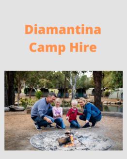 Diamantina Camp Hire