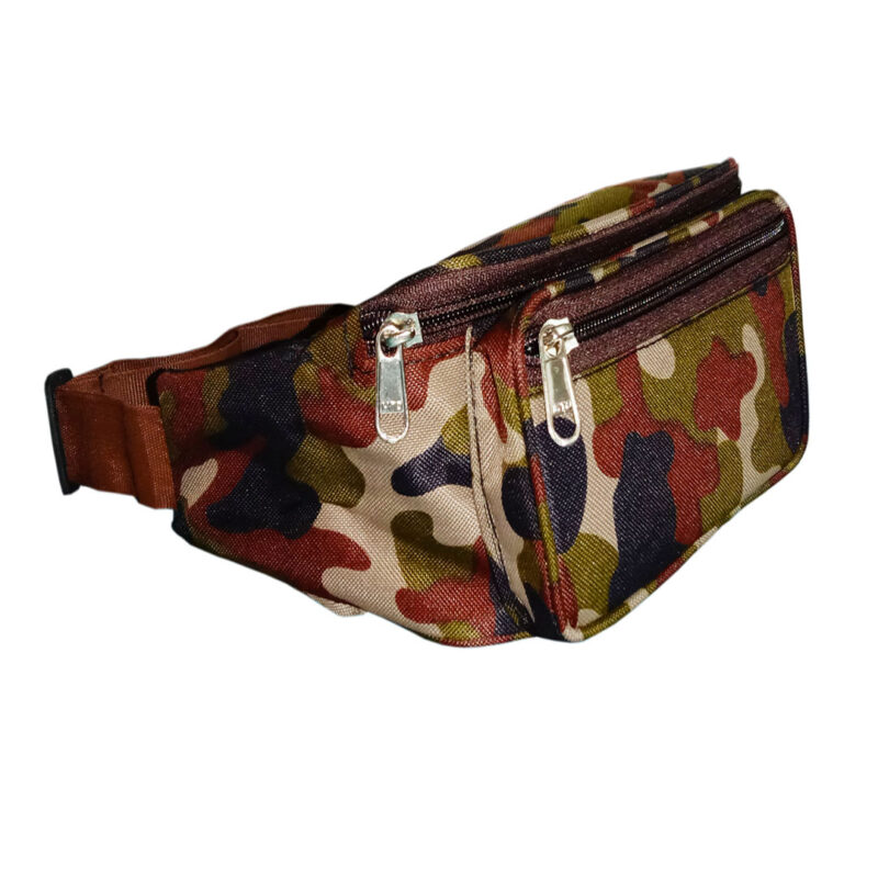 army style waist pouch image view 5