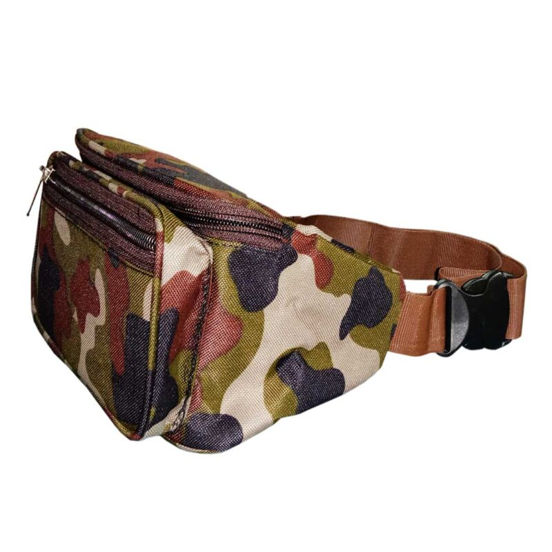 army style waist pouch image view 4