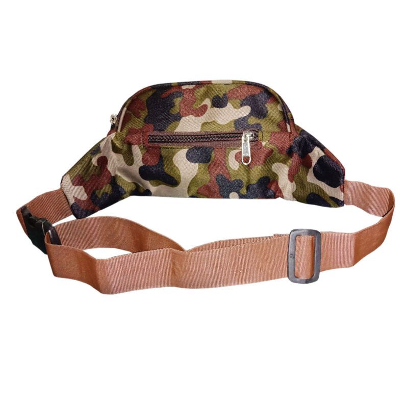 army style waist pouch image view 3