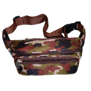 army style waist pouch image view 2