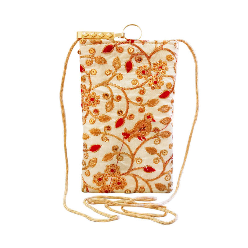 mobile saree pouch image view 4