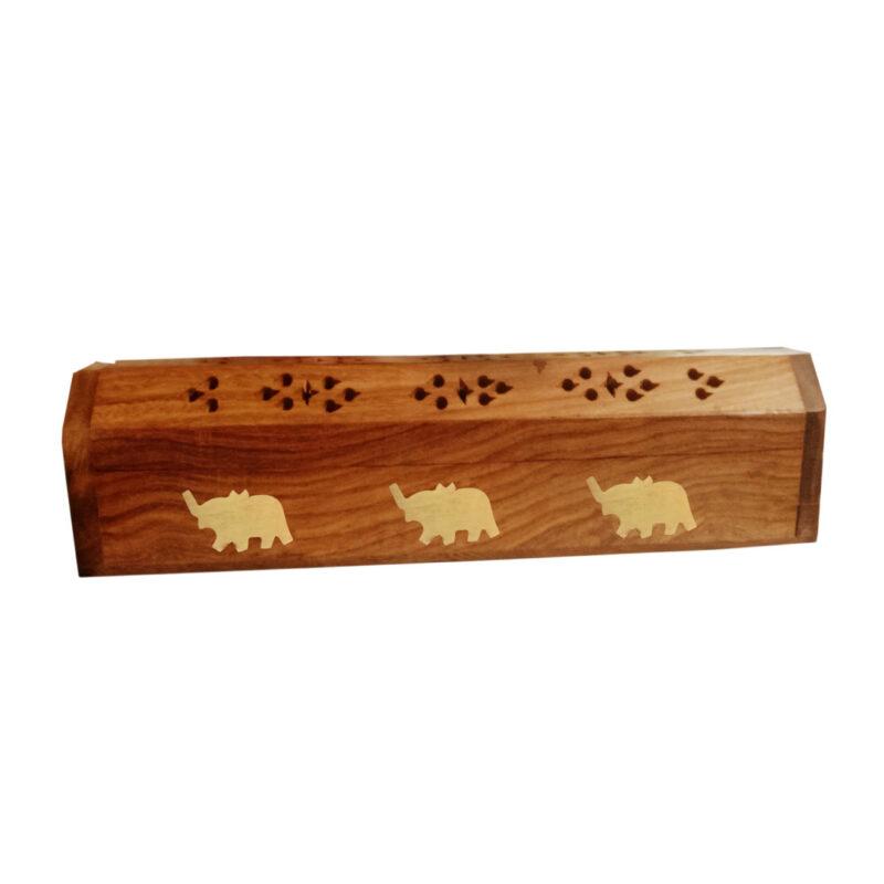 wooden agarbatti stand image view 9