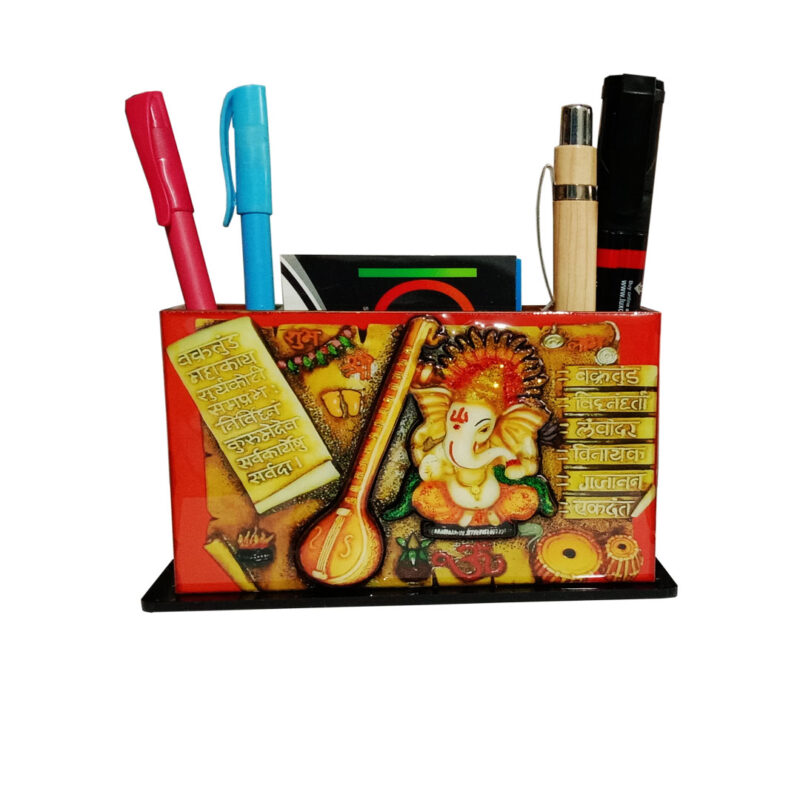 pen stand - 3d Ganesh