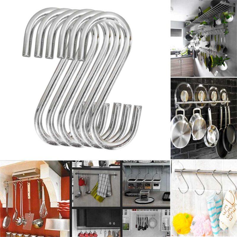 4 inch s hooks - 6pcs image view 2