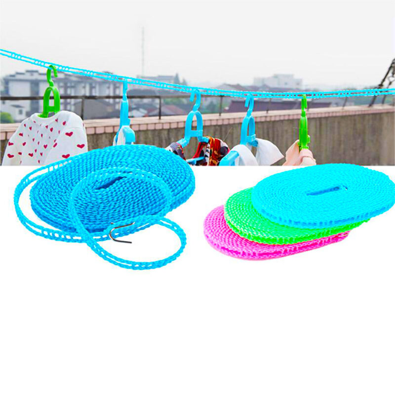 5 meter nylon clothes rope image view 2