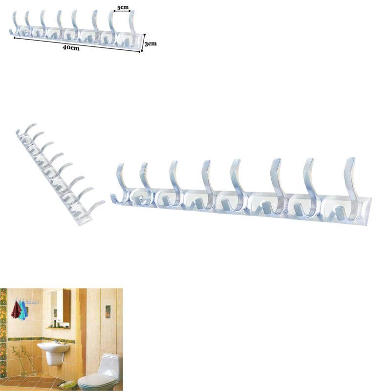 8 pin steel wall hangers