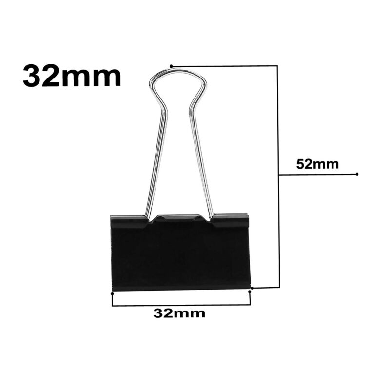 binder clips 32 mm image view 5