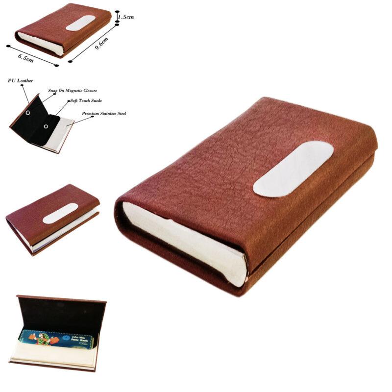 brown card holder image