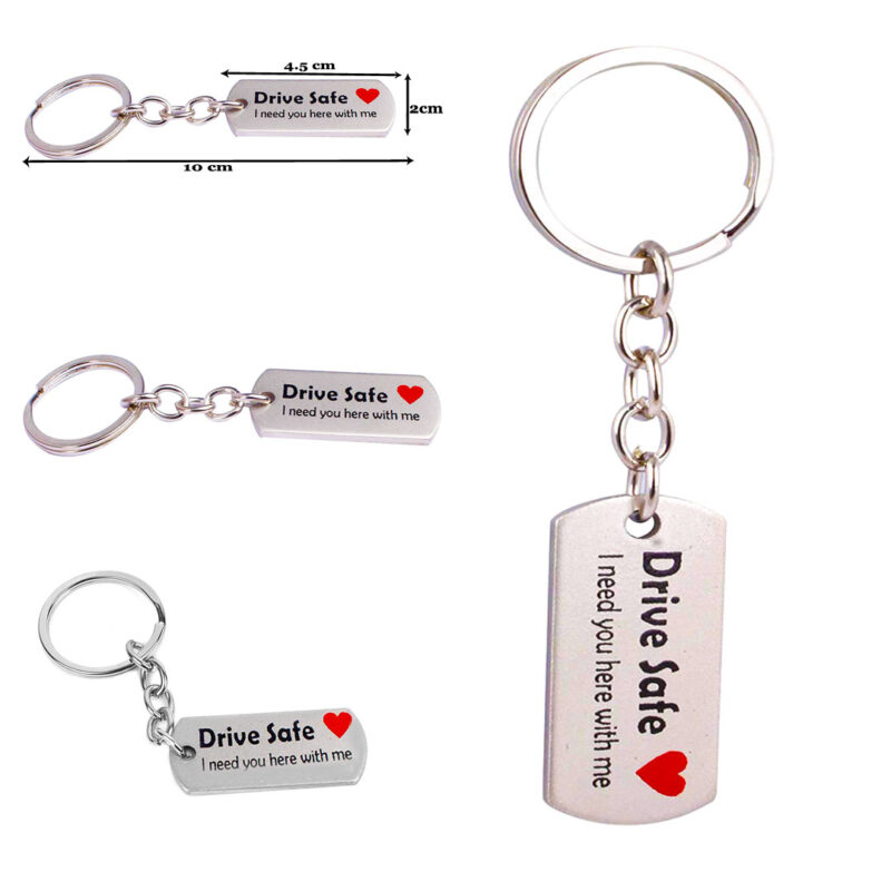 drive safe keychain image view 6