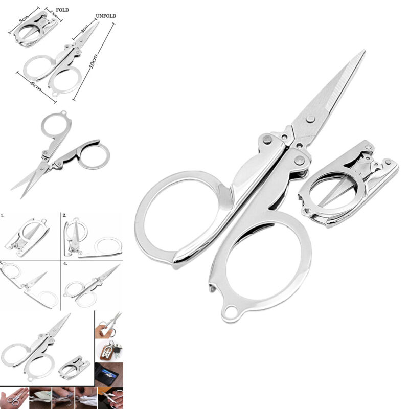 foldable scissor