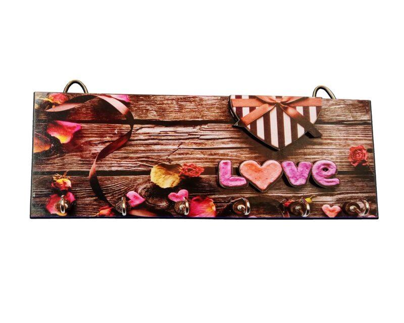 keychain holder - love image view 7