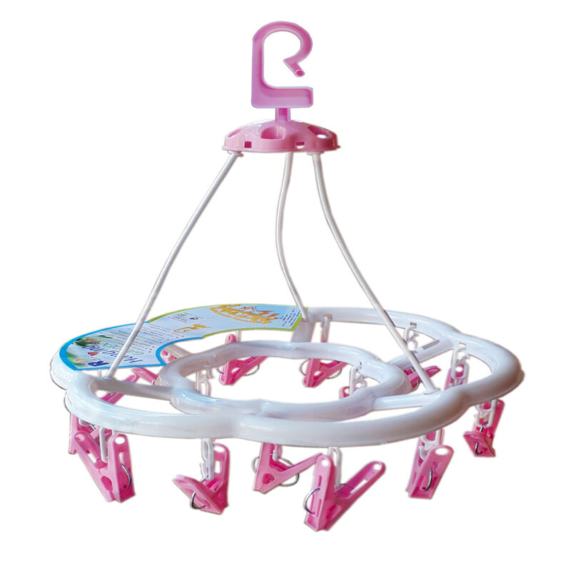15 clip round hanger image view 6
