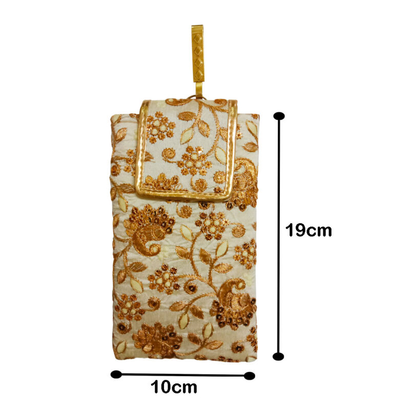 saree pouch - mobile image view 3