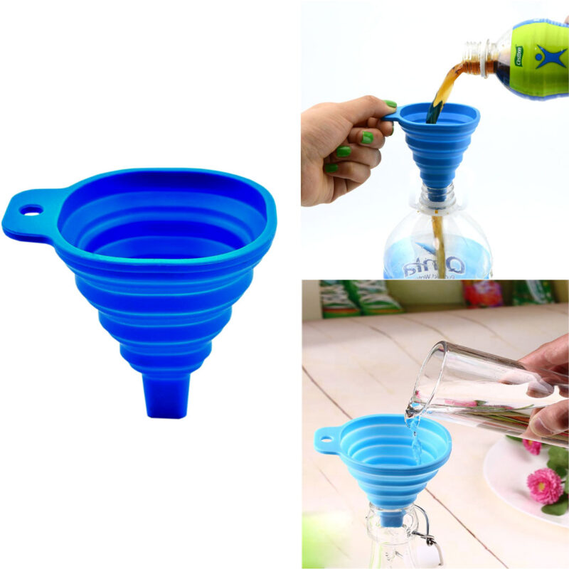 silicone funnel image view 4