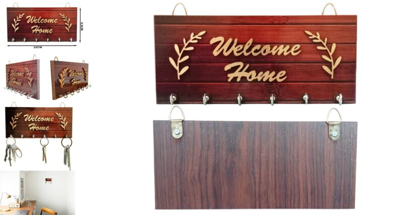 keyholder - welcome home