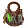 lock and key - wall holder image view 4