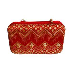 red box clutch
