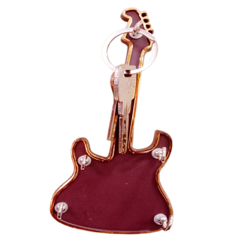 guitar shape key holder image view 5