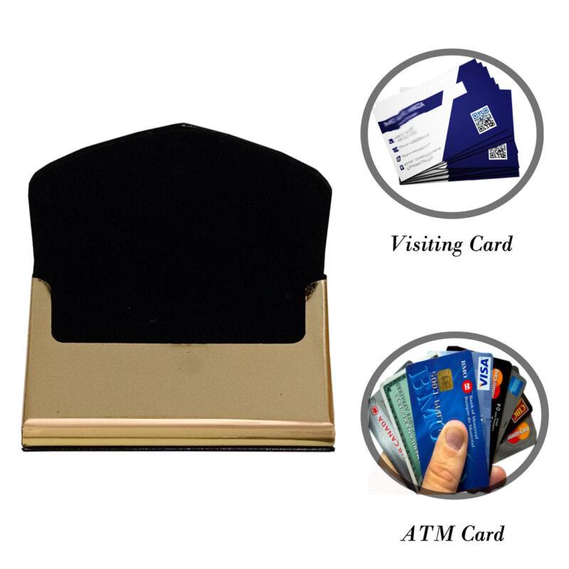 Black Card Holder - Image View 12