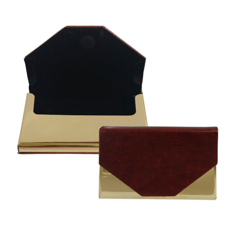 Brown Card Holder - Image View 6