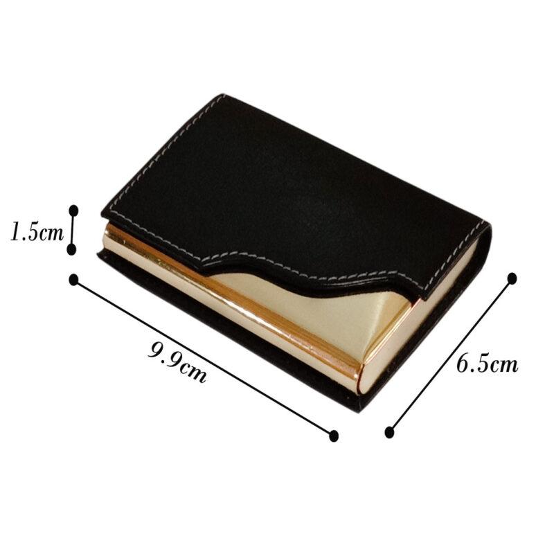 Black Card Holder - Image View 1