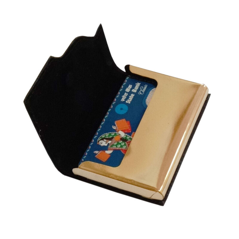 Black Card Holder - Image View 2