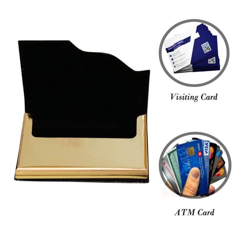 Black Card Holder - Image View 4