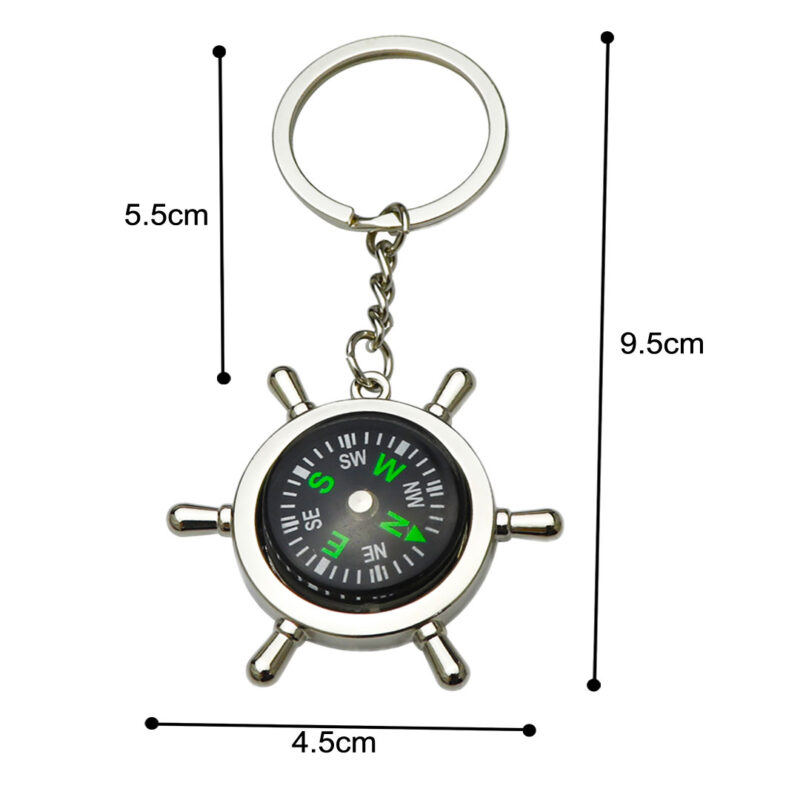 Navy Compass - Image View 2