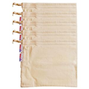 Cotton Fridge Bags - Image View 2