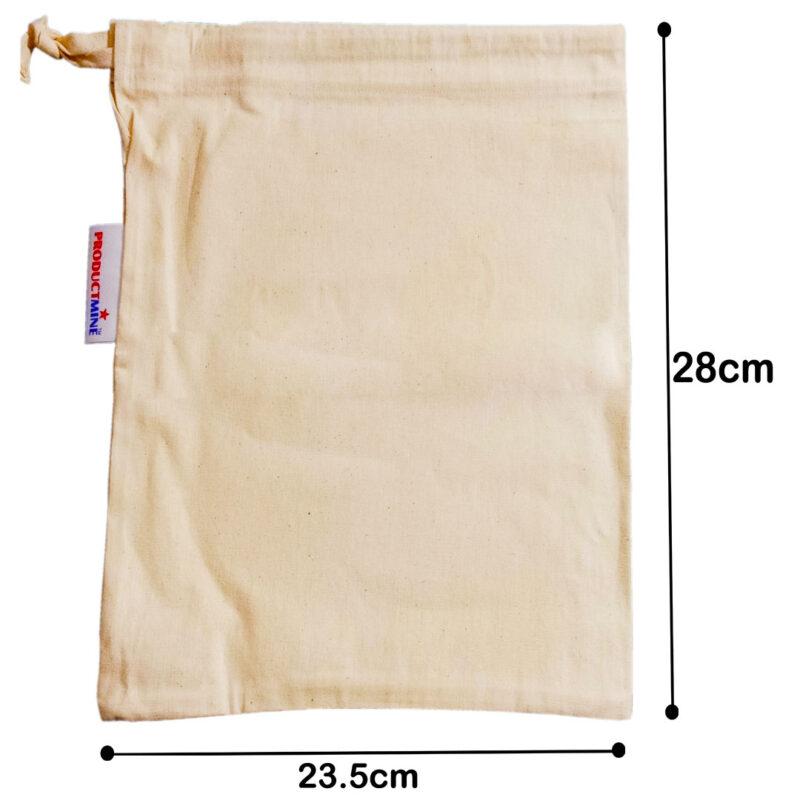 Cotton Fridge Bags - Image View 5