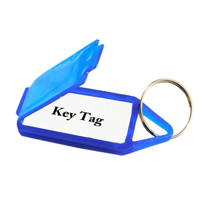 Colourful Reusable Economical Key Tags Image view 1