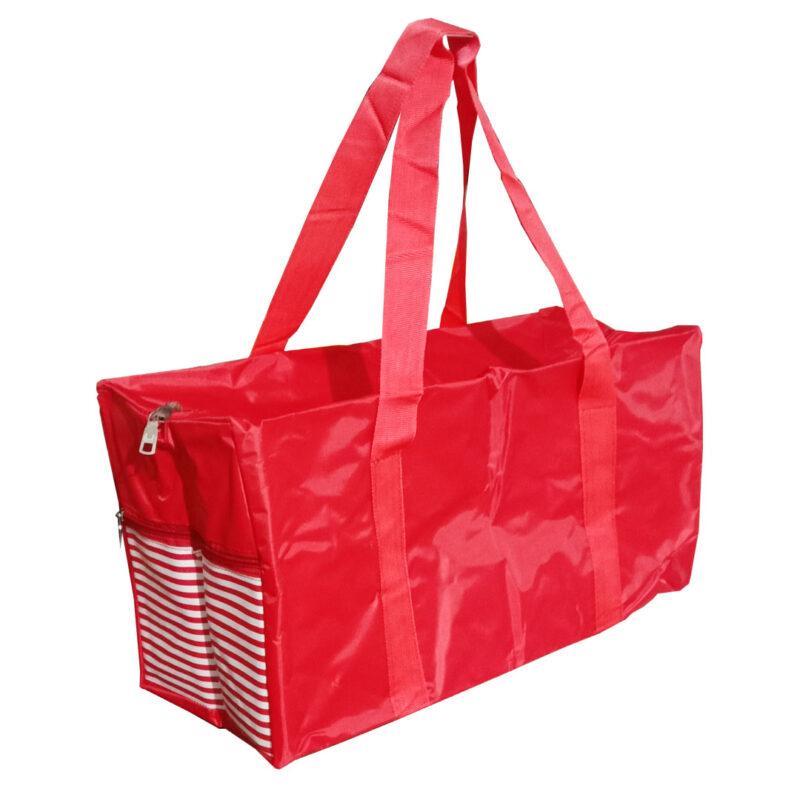 ABHI BAG RED 2 - SMILE BAZAR
