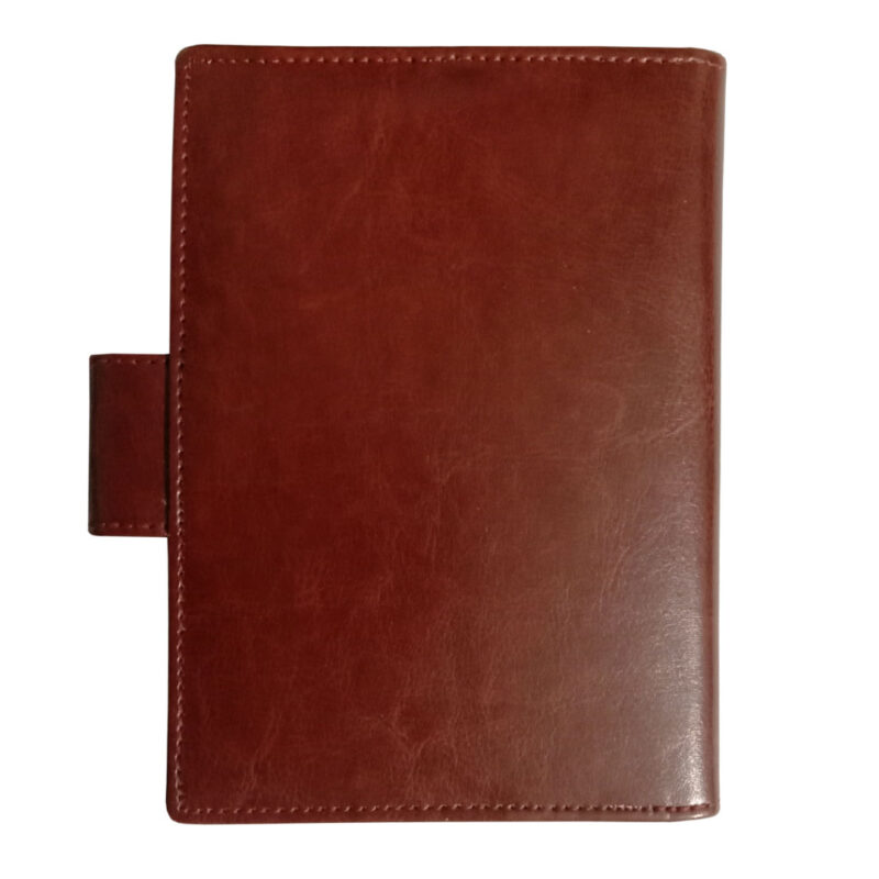 Leather Passport Cover - Image View 2