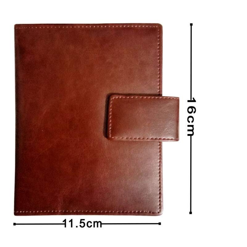 Leather Passport Cover - Image View 9