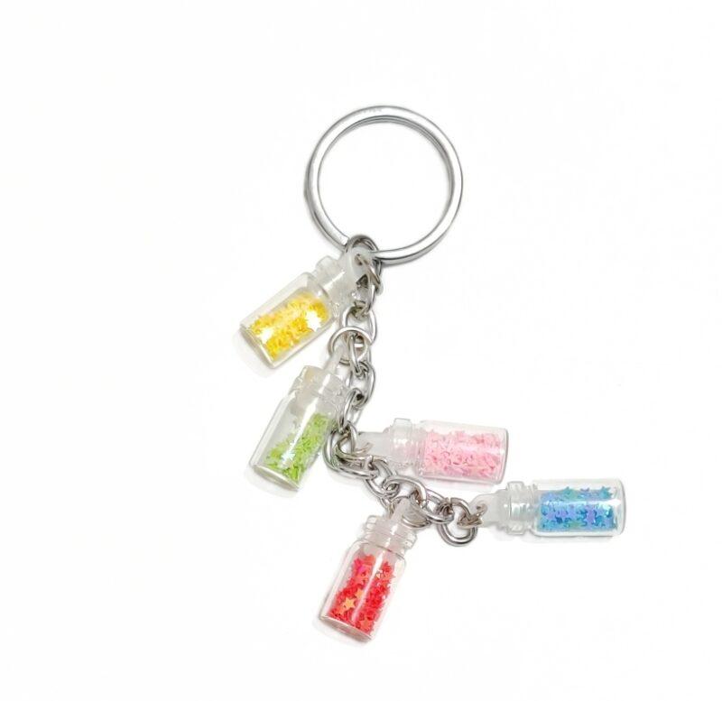 Five Bottel Keychain 4 - SMILE BAZAR