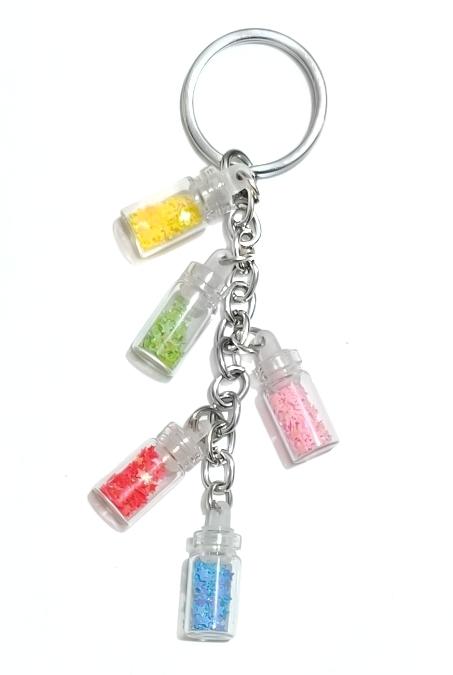 Five Bottel Keychain 6 - SMILE BAZAR