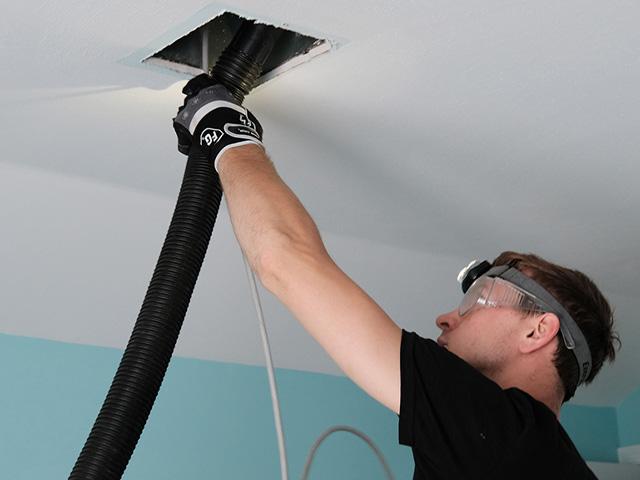 Air Duct Cleaning - Denton, Texas