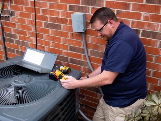 Air Conditioner Repair and Maintenance - Denton