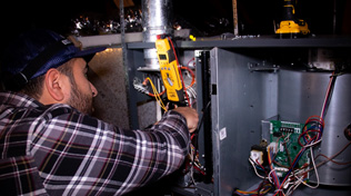 Heater Repair and Maintenance - Denton, Texas