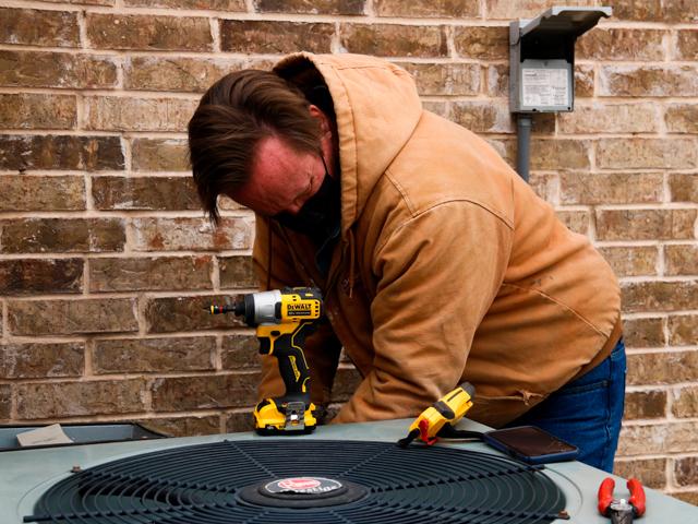 Air Conditioning Installation - Denton, Texas
